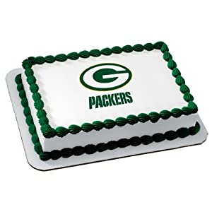 NFL Green Bay Packers Fan Cakes