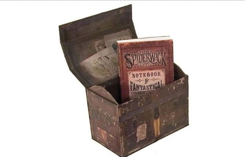 the-spiderwick-chronicles-deluxe-collectors-trunk-spiderwich-chronicles