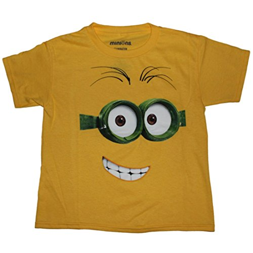 Minions the Movie Boys Tee