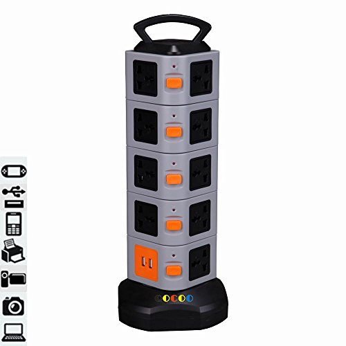 qocoo-20-outlet-with-2-usb-5v-21a-surge-protector-socket-power-strip-converters-adapter-dock-with-re