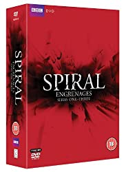 Spiral: Series 1-3 Box Set [DVD]