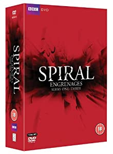 Spiral - Series 1-3 [DVD]