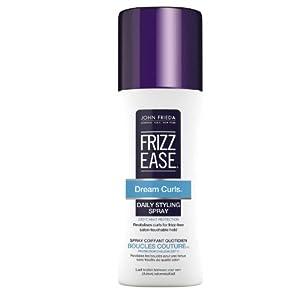 John Frieda Frizz-Ease Spray Coiffant Tenue Boucles de Rêve 200 ml