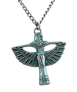 Isis Power Pendant for Protection of the Earth