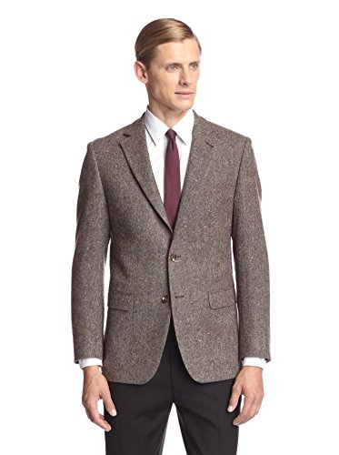 Simon Spurr Men's Slim Fit Sport Coat