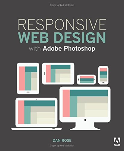 Responsive Web Design with Adobe Photoshop web design interactive