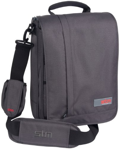 STM Bags Medium Alley Laptop Bag (Carbon)