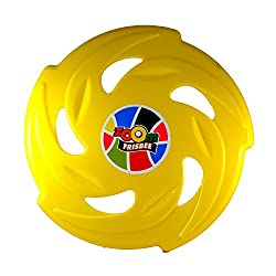 Sunny Yellow Flying Disc