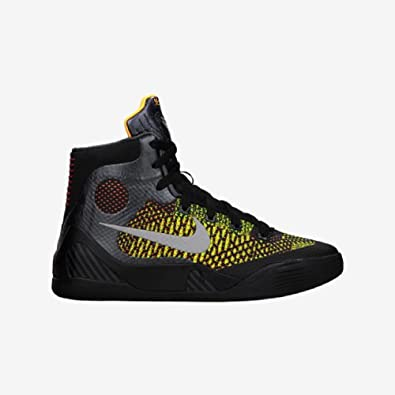 Nike Kobe IX Elite GS (Inspiration) Black White-Anthracite by Nike