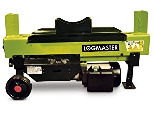 Logmaster 230V Electric 6 Tonne Ton Dual Split Log Splitter - 1500 Watts.