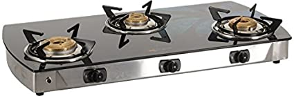X-Trend XT-102 3 Burner Gas Stove -Water Flower