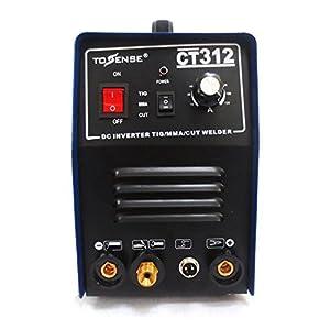 Fancyqube®CT-312 3 In 1 TIG MMA AIR Plasma Cutter Inverter Welder Cutting Welding Machine from Fancyqube