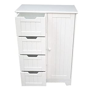 tongue and groove bathroom storage cabinet white