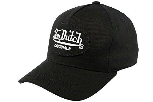 dutch-von-gorra-de-beisbol-von-dutch-lof-bb-para-hombre-y-mujer-negro-talla-unica