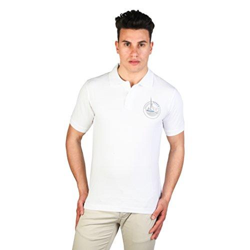 Polo Ferre Blancs - PLO_54039 - XL