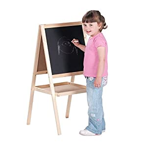 Childrens Wooden Easel
