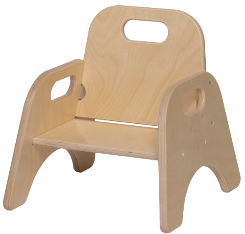 Steffy Wood Products 5-Inch Toddler Chair - 1