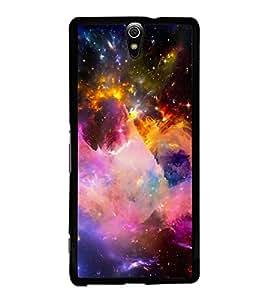 Colourful Pattern 2D Hard Polycarbonate Designer Back Case Cover for Sony Xperia C5 Ultra Dual :: Sony Xperia C5 E5533 E5563