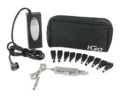 iGo PS00124-0001 90-Watt Wall Max Universal Charger (Black)