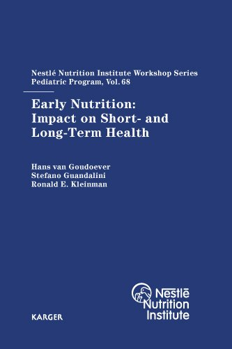 Early Nutrition: Impact On Short-And Long-Term Health (Nestle Nutrition Workshop Series: Pediatric Program)