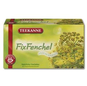 Teekanne Fenchel (Fennel) /40 Tea Bags / German-Import