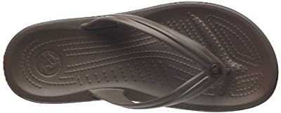 Crocs Unisex Crocband Flip Rubber Flip-Flops and House Slippers