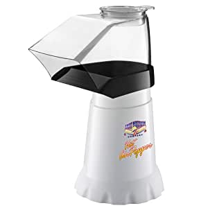 Great Northern Popcorn Hot Air Popper, White