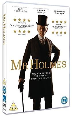 Mr Holmes [DVD] [2015]