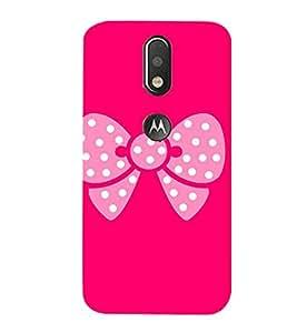 Butterfly 3D Hard Polycarbonate Designer Back Case Cover for Motorola Moto G4