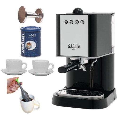 Gaggia 12101 New Baby Espresso Machines + Espresso