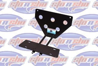 2015-2016 Ford Mustang 2.3L/GT/V6 Sto-N-Sho Removable Front License Plate Bracket (Ford Mustang V6 compare prices)