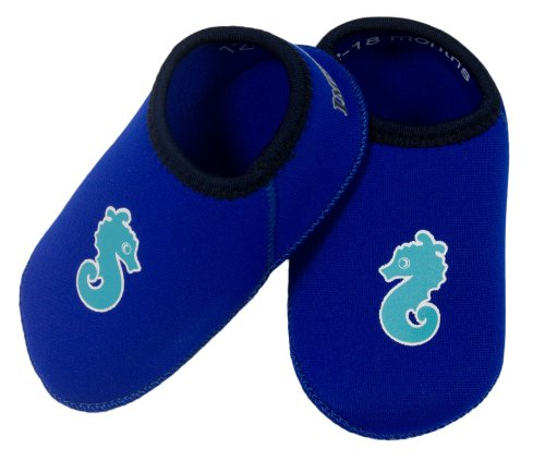 Imse Vimse Water Shoes Blue Size 4 (6-12 Months)