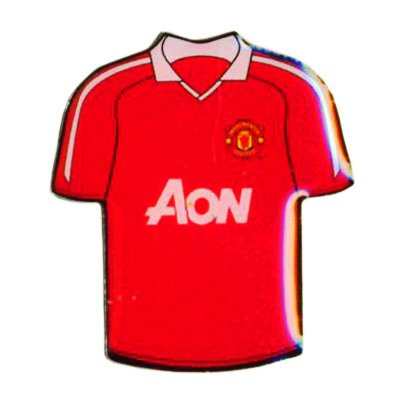 Official Manchester United Fc Shirt Kit Badge