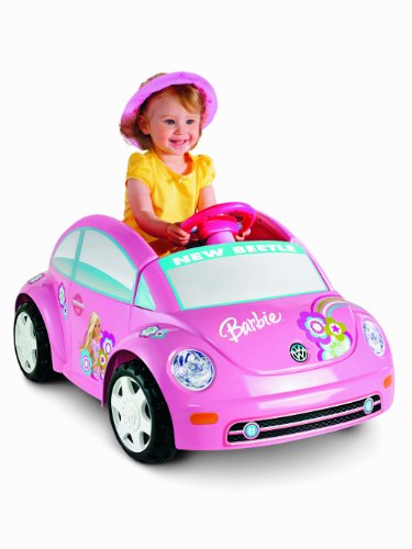 Power Wheels Barbie Volkswagen Beetle