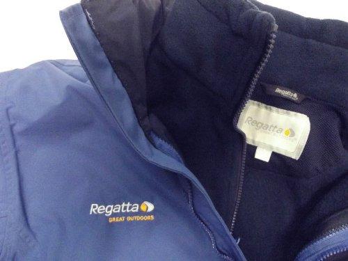 Regatta Benson Mens 3-in-1 Jacket (Size S)