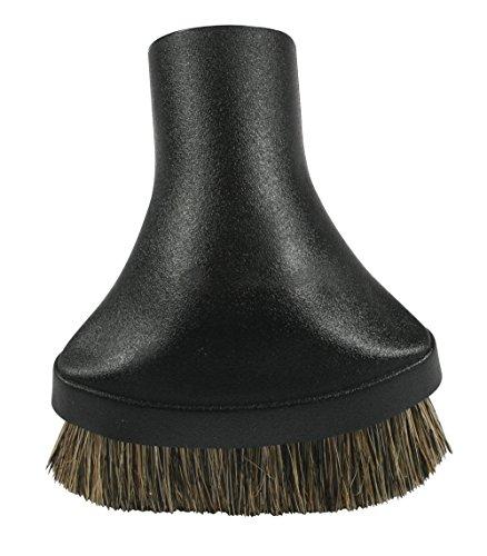 Cen-Tec Systems 34839 Premium Dusting Brush Vacuum Tool with Soft Fill, Black (Beam Central Vac Brush compare prices)