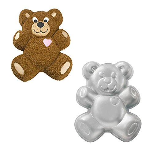 Wilton Teddy Bear Cake Pan (First Birthday Cake Pan compare prices)