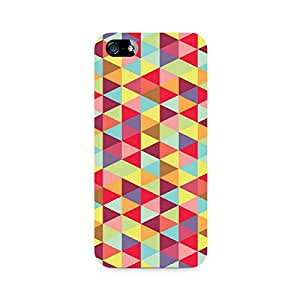 RAYITE Colorful Hex Premium Printed Mobile Back Case For Apple iPhone 5/5s Apple iPhone 5,Apple iPhone 5s,Apple iPhone 5s Cover,Apple iPhone 5s Back Cover,Apple iPhone 5s Cases and Covers,Apple iPhone 5s 32 GB,Apple iphone 5s 16 GB,Apple Iphone 5s Case