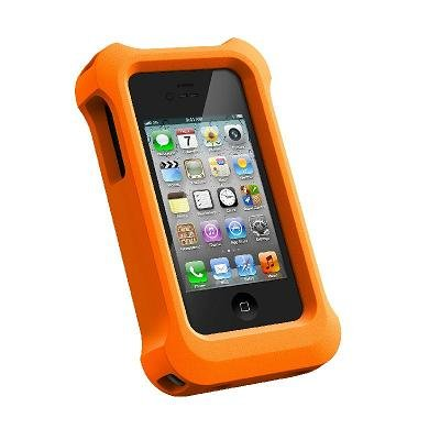 Lifeproof 1037 LifeJacket Float for iPhone 4S/4 - 1 Pack - Retail Packaging - Orange