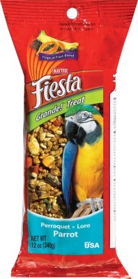 Cheap Brand New, KAYTEE PRODUCTS, INC. – GRANDE PARROT TROPICAL FRUIT TREAT (12 OZ) (BIRD PRODUCTS – BIRD – TREATS) (MSSKT99856-LT|1)