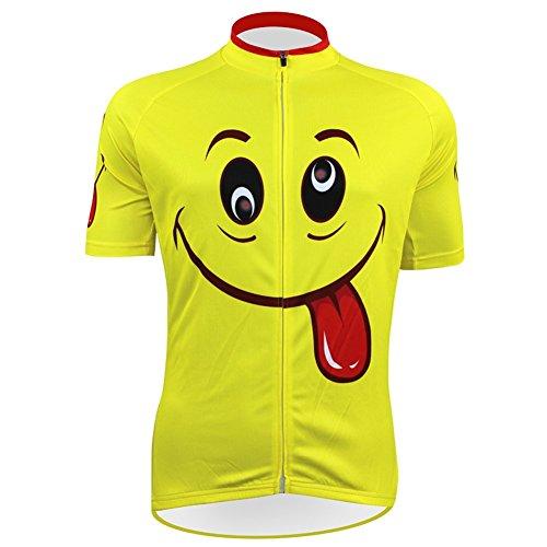 qianri-sport-esterni-mens-ciclismo-maglia-manica-corta-mtb-bike-wear-uomo-11-x-large-chest44-inch