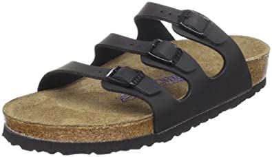 latest fashion official shop lower price with Birkenstock Women's Florida Soft Footbed Sandal
