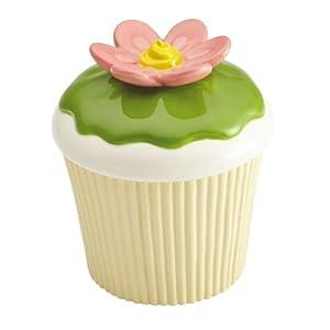 Cake Boss Novelty Cookie Jar Cupcake