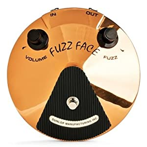 Dunlop Joe Bonamassa Fuzz Face Signature Guitar Effect Pedal