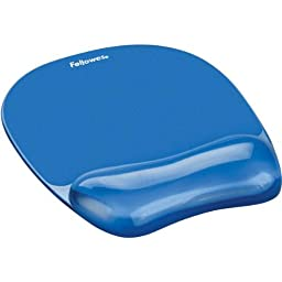 Crystal Gel Mouse Pad / Wrist Rest