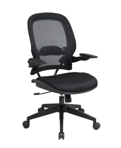 Black Friday Professional Mesh And Air Grid Chair With