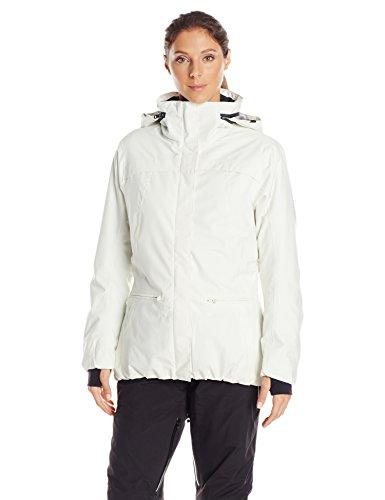 Helly Hansen Women's Kate Jacket, Off White, Large