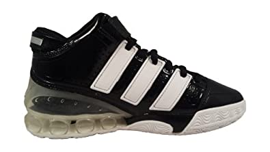 adidas SM TS Bounce Commander 3 NCAA (Black White) 6.5 by adidas