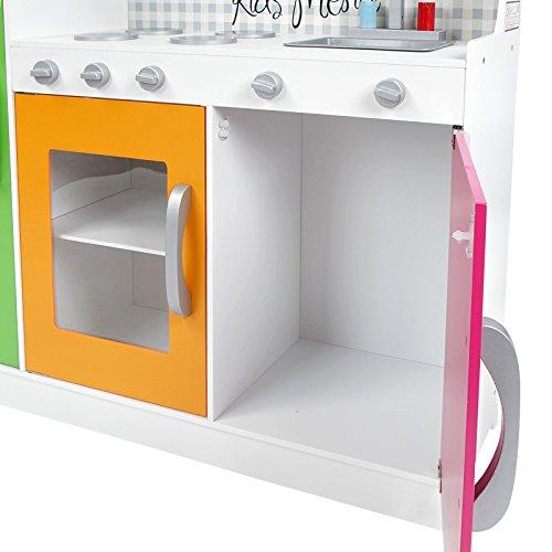 Cucina gioco cucina giocatolo cucina bambini legno for Cucina legno bambini amazon