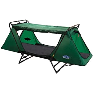 Kamp-Rite Original Tent Cot with Rainfly by Kamp-Rite